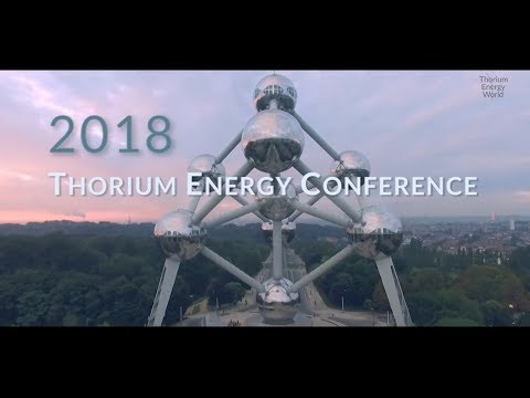 An Event to Power the World - Thorium Energy Conference 2018