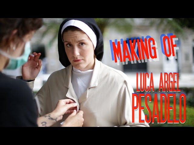 Luca Argel - Pesadelo [Making of]