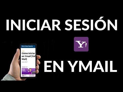 Yahoo Mail - ¿Cómo Iniciar Sesión en Ymail?