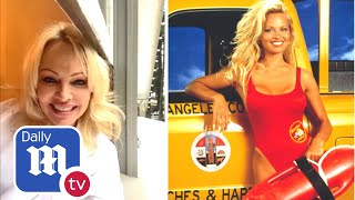 Exclusive! Pamela Anderson Talks Baywatch And Recent Marriage To Her Bodyguard - DailyMail TV