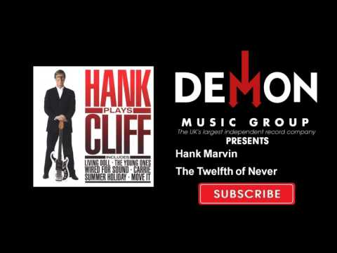 Hank Marvin - The Twelfth of Never