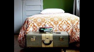 Как сделать столик своими руками(Как сделать столик. В этом видео мы расскажем, как чемодан можно превратить в необычный, оригинальный журна..., 2014-08-01T09:52:42.000Z)