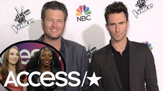 Baixar 'The Voice': Christiana Danielle & Jackie Verna Say Blake Shelton & Adam Levine Are Major Pranksters