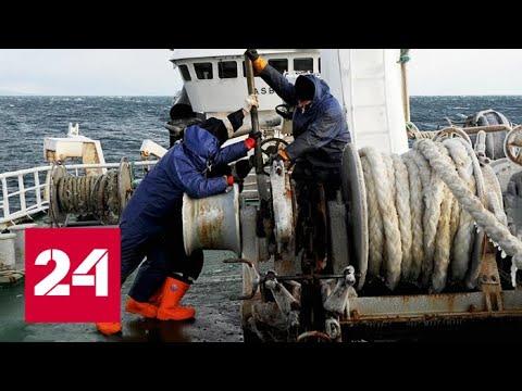Механик на рыболовном судне возглавил топ самых завидных вакансий. 60 минут от 16.09.19