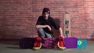 Lobster Jib Board Flex Test - Board Insiders - Stiffness of the Lobster Jib Board snowboard?