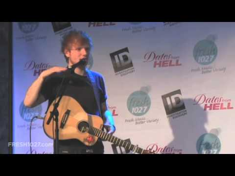 Ed Sheeran - New York Radio Webstream