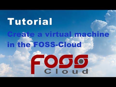 FOSS-Cloud 1.2.20 - How to create a virtual machine