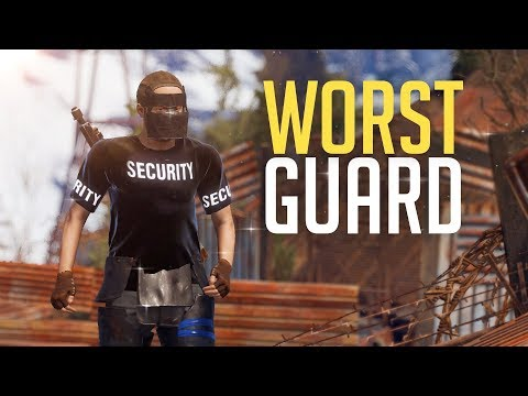 12yr OLD SECURITY GUARD - Rust Duo