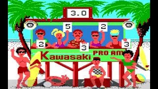 California Games (PC/DOS) 1988, Epyx