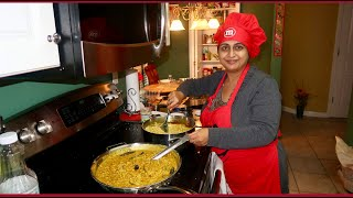 Cooking Food For 150 People | Indian (NRI) Mom | Simple Living Wise Thinking
