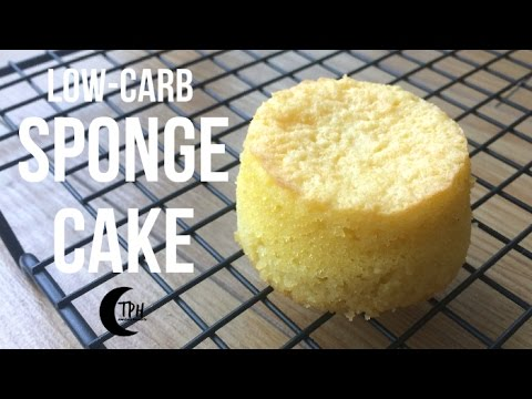 keto-sponge-cake-|-low-carb-génoise-recipe