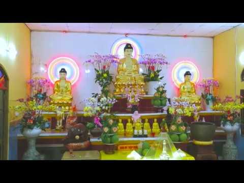 Flycam Cảnh chùa đón Xuân Kỷ Hợi 2019