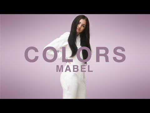 Mabel  Ivy  A COLORS SHOW