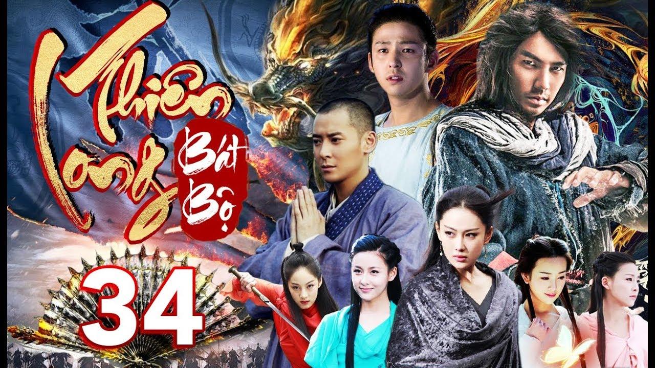 Tân Thiên Long Bát Bộ – Tập 34