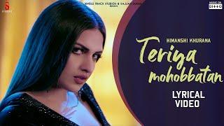 himanshi-khurana-teriyan-mohabbatan---al-song-bigg-boss-13-contestant-ditto-music