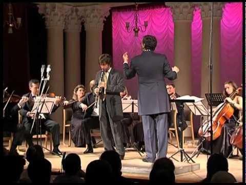 C.-M. von Weber -- Quintet for Clarinet and Strings B-dur, op. 34