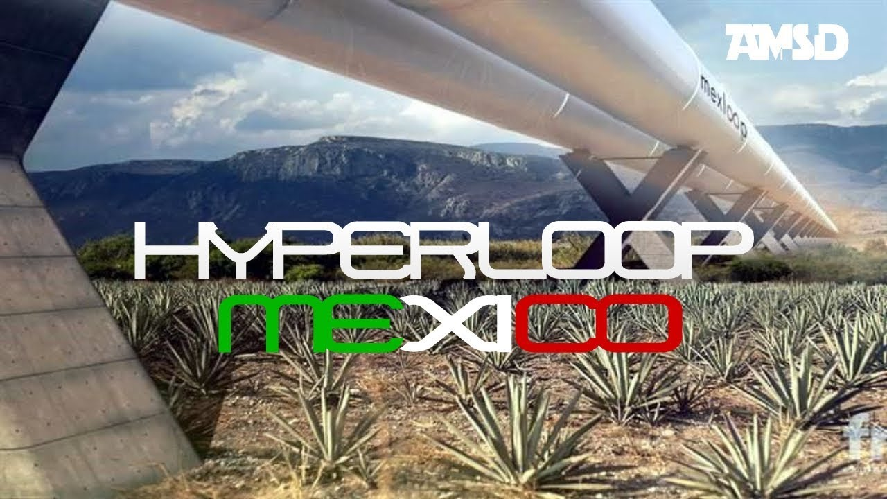 Image result for Hyperloop mexico