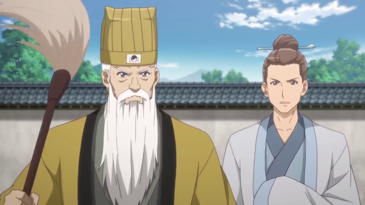 Online Download Anime Tong Ling Fei English Sub: Psychic Princess Tong Ling Fei (通灵妃) EP 16 Eng Sub