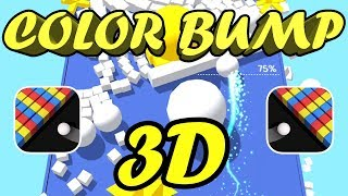 Color Bump 3D Gameplay