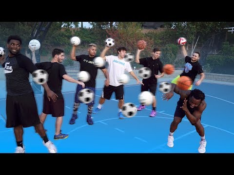 EXTREME FREE THROW BASKETBALL CHALLENGE! MAKE IT OR PAINFUL PUNISHMENT! FT. 2HYPE!