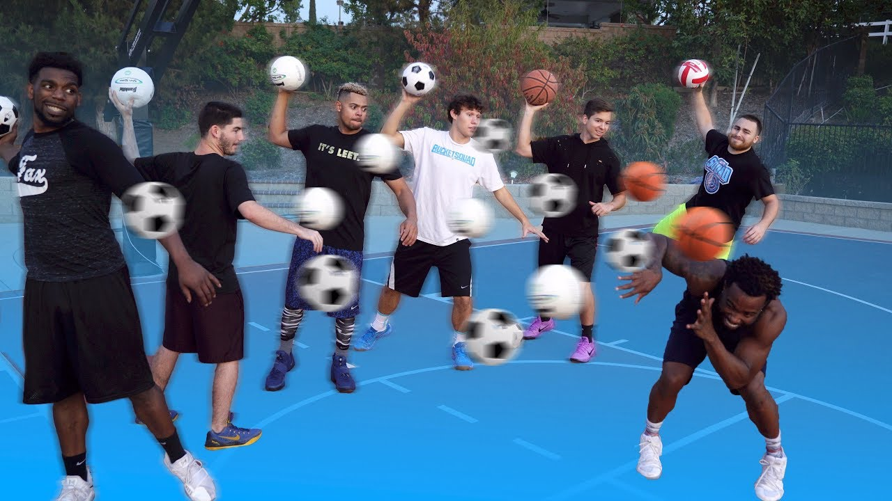 EXTREME FREE THROW BASKETBALL CHALLENGE MAKE IT OR PAINFUL PUNISHMENT FT 2HYPE