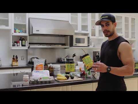 FreakMode Trainer 2.0 - Nutrition Plan