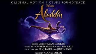 Naomi Scott - Speechless (Part 2) Audio [from Aladdin Soundtrack]