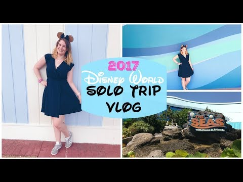 Disney World Solo Trip 2017 | Day Eight - The Final Day