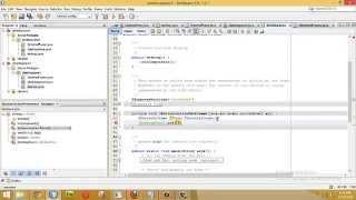 How to use jdesktoppane and jinternalFrame using netbeans