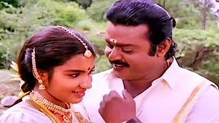 Gambar cover Muthumani Malai # Chinna Gounder # Ilaiyaraja Tamil Hits Songs # Vijaykanth, Sukanya