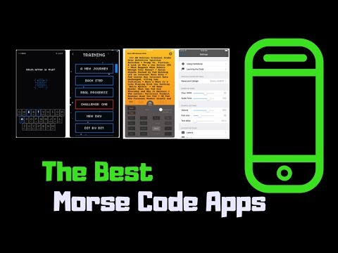 Best Morse Code (CW) Apps For IOS / Android - My Guide As An Amateur Radio Operator