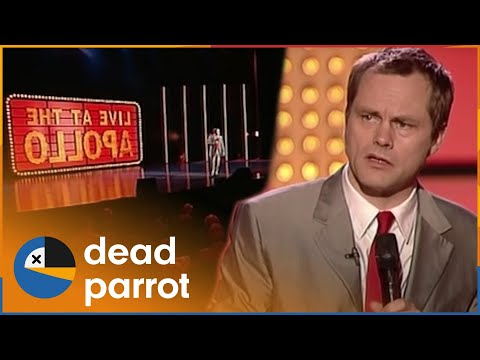 Jack Dee | Live At The Apollo | Season 1 |  Dead Parrot