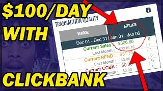 How To Make Money On Clickbank For Beginners (FULL CLICKBANK AFFILIATE MARKETING TUTORIAL!)