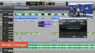 Using RX Connect and RX Monitor in Pro Tools | iZotope RX 4