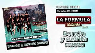 Borrón y Cuenta Nueva - La Formula Original ( Promo 2019 )