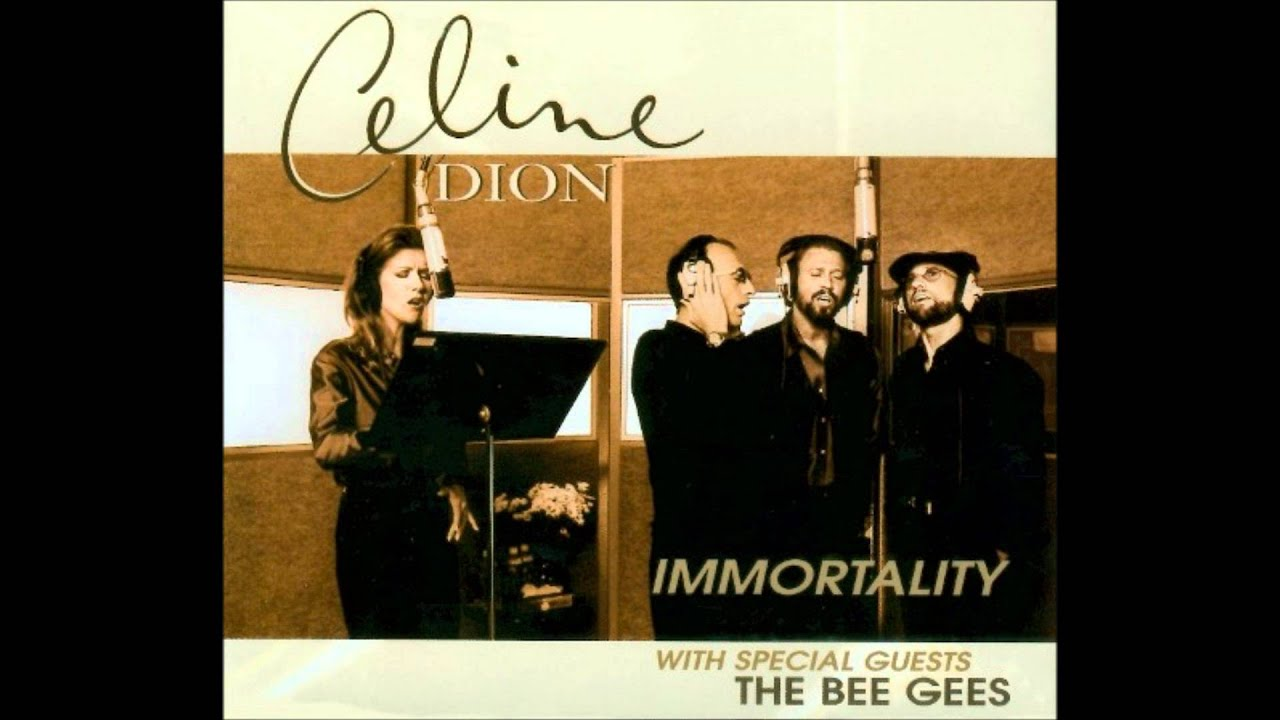 celine dion bee gees immortality free mp3 download