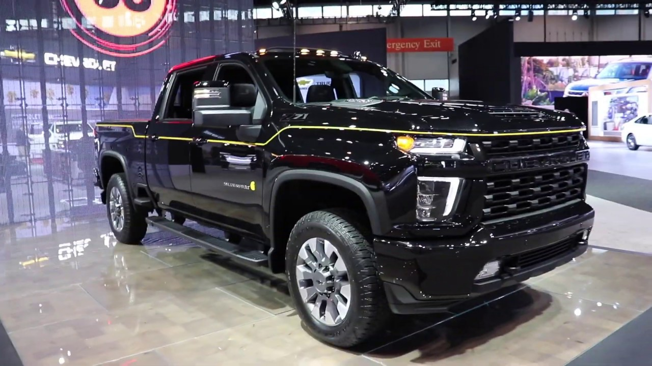 2021 Chevy 2500Hd Duramax Redesign and Review