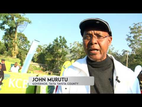 "SPORTS CENTRAL Voi Safari Rally "" Dirt is good"""