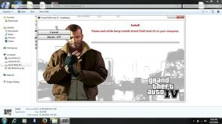Скачать How To Install Gta Iv For Pc 100 Working 7 52GB