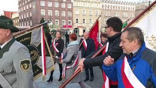Raciborskie obchody 100-lecia polskiej niepodległości