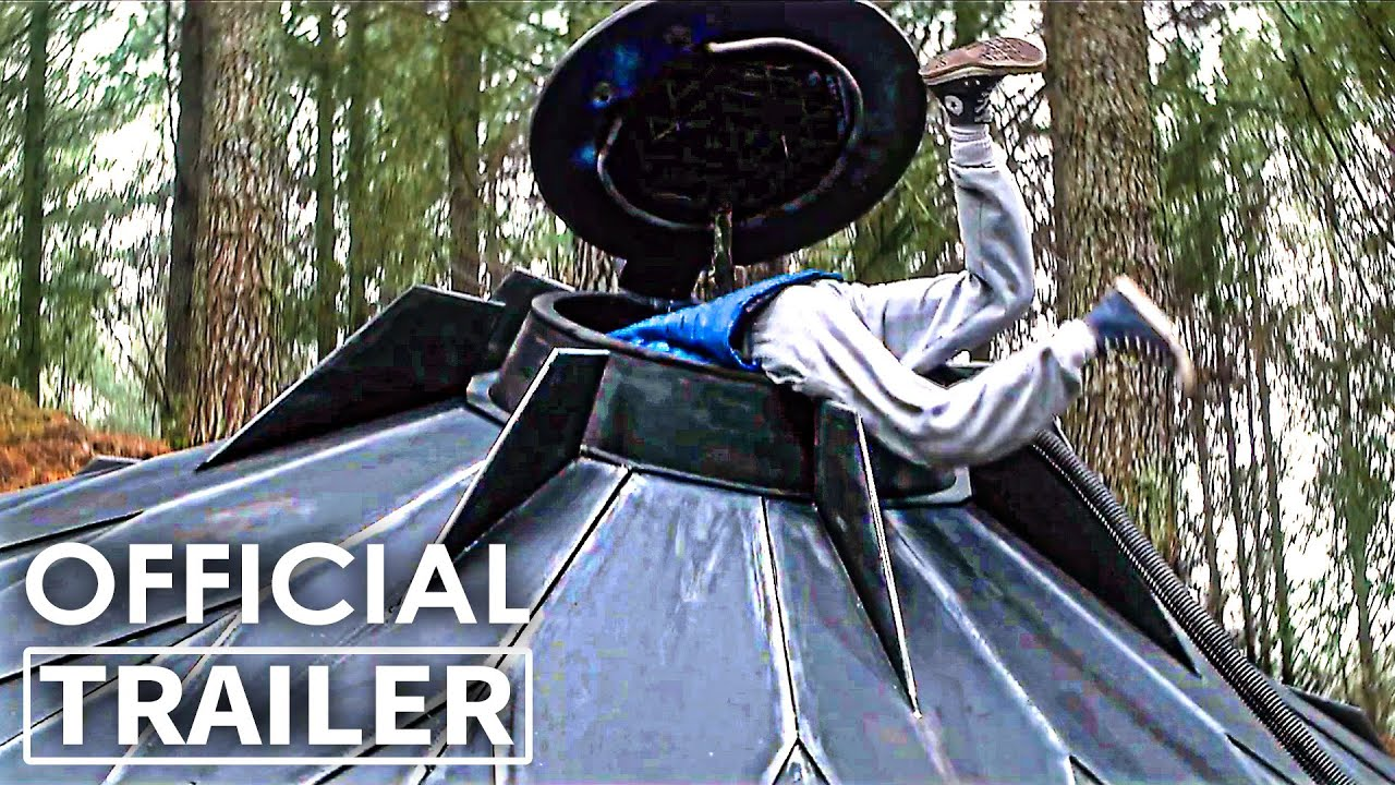 ALIEN ADDICTION Trailer 2 (NEW 2020) Comedy, Sci-Fi