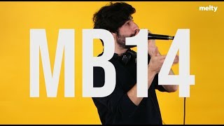 MB14 - Session live de beatbox / avec \