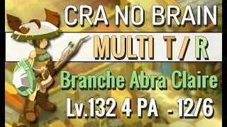 [ PVP ] CRA NO BRAIN - MULTI TERRE/AIR - BRANCHE ABRA CLAIRE 1.29 (132)! ON DÉBOÎTE SÉVÈRE EN 1V1 !