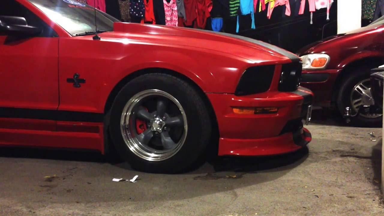 Mustang gt s197