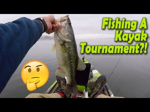 MUST WATCH Before Fishing A Kayak Tournament