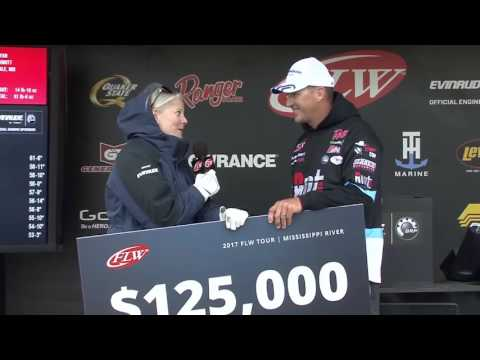 FLW Tour | Missisippi Tour | Winning Moment