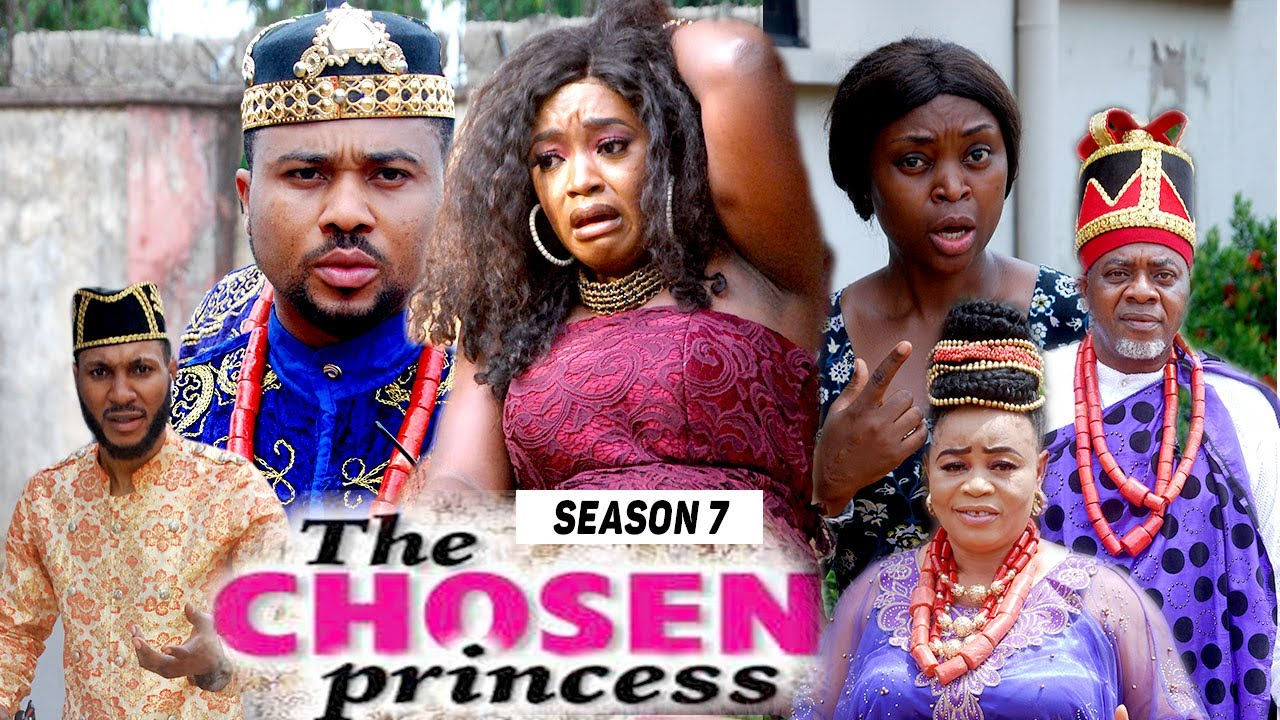 Download THE CHOSEN PRINCESS (SEASON 7) {TRENDING NEW MOVIE} - 2021 LATEST NIGERIAN NOLLYWOOD MOVIES