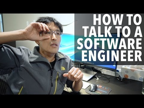 How To Talk To A Software Engineer (for Normal People)