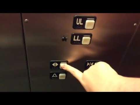 Schindler Hydraulic Elevator @ Barnes & Noble, (University Avenue) West Des Moines, IA