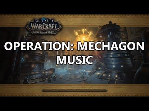 Operation: Mechagon Music - Battle For Azeroth